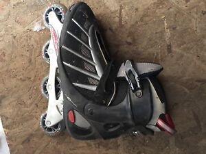 Rollerblade brand in line skates adult and Child x 2