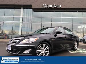 2013 Hyundai Genesis PREMIUM | LEATHER | NAVIGATION | SUNROOF