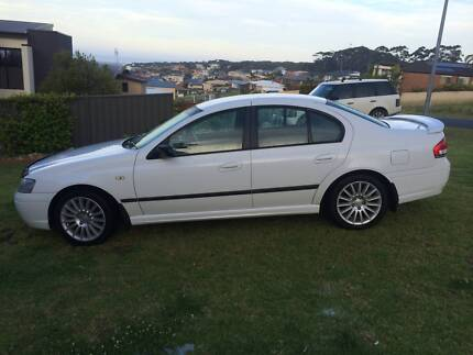 2003 Ford Falcon BA XT optioned up XR6 Tura Beach Bega Valley Preview
