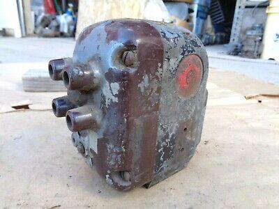 Vintage American Bosch Magneto Mjc4c-8 Original Cw 4 Cylinder
