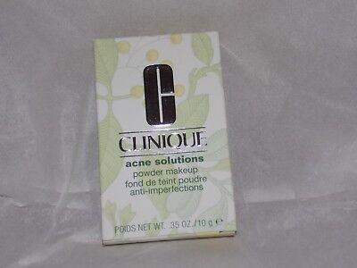 Clinique Acne Solutions Powder Foundation Makeup .35oz *Pick Your Color* -