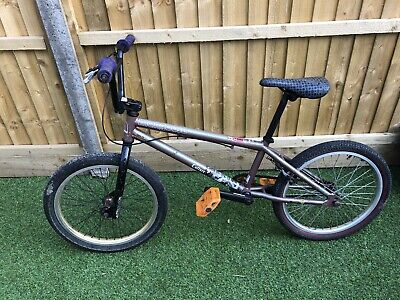 Mongoose Culture Bmx