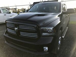 RAM 1500 QUAD SPORT SUSPENSION PNEUMATIQUE