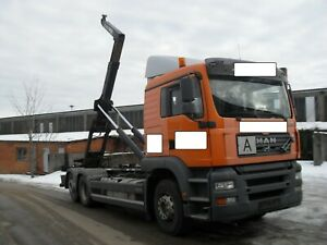 MAN TGA 26.440 EURO5 GERMAN TRUCK