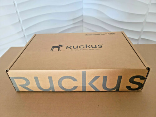 New Ruckus 901-1205-UN00 ZD1200 ZoneDirector 5 User Wireless LAN Controller