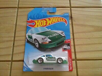 Hot wheels 71 Porsche 911 New
