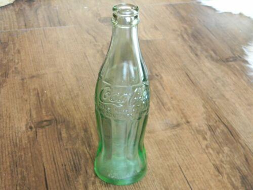 Vintage COCA-COLA Pat. Date Dec. 25, 1923 Christmas Bottle!  DURHAM, NC