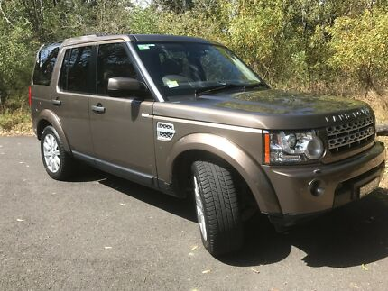 Land Rover Discovery 4 HSE 2011 MY12