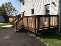 Painting - Decks, Sheds, outdoor projects