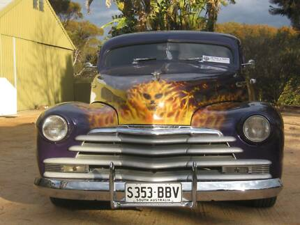'47 Chev Ute Berri Berri Area Preview