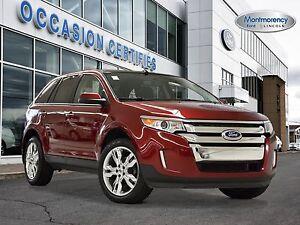 2014 Ford Edge SEL AWD TOIT+CUIR+GPS+CAMÉRA