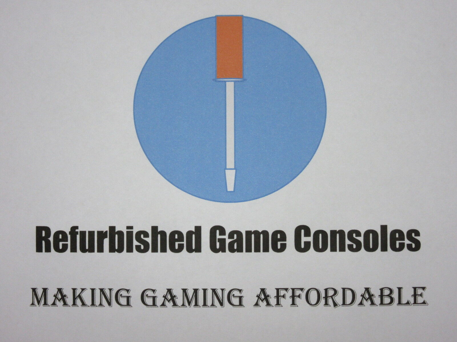 Refurbished Game Consoles