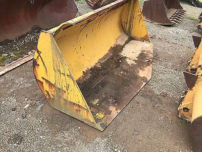 117 Spade Nose High Capacity Wheel Loader Bucket