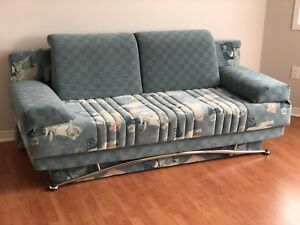 Luxurious sofa - chair - designer pull out bed