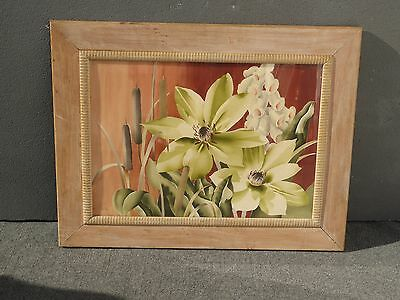 Gorgeous Watercolor Floral PICTURE Painting by Guild