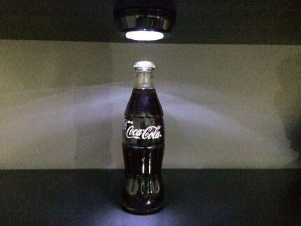 Authentic collectors coke coca cola cocacola bottle with pop top cap Green Valley Liverpool Area Preview