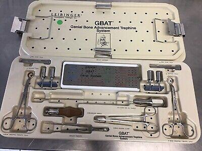 Stryker Howmedica Leibinger Gbat System. See Pics.