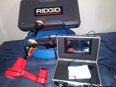 Sewer Drain Cleaner Video Inspection Camera