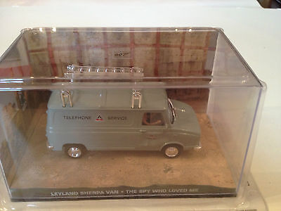 leyland sherpa james bond collection for sale  Shipping to South Africa