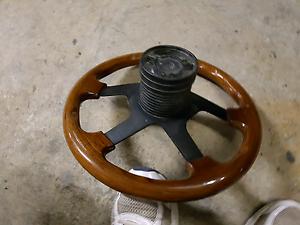 Saas steering wheel Bayswater Knox Area Preview