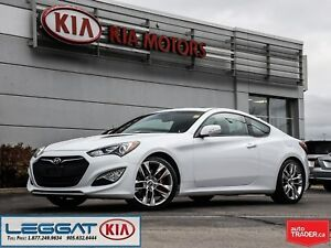 2015 Hyundai Genesis Coupe GT | HEATED SEATS | LEATHER | CRUISE