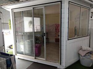 demountable studio / office / cabin