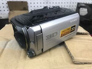Sony HDR-TD10 1080p 3D video camera