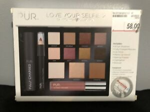 Brand new pur minerals makeup set