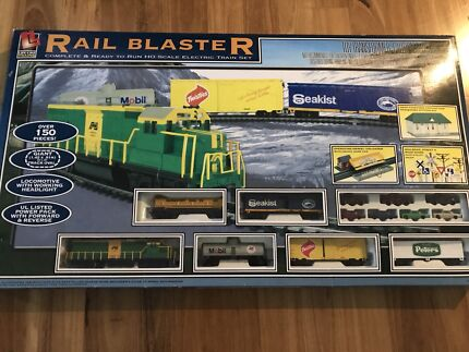 Collectors train set