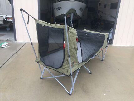 Jet Bunker Tent