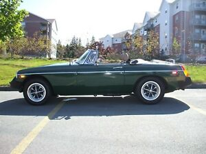1979 MGB MK-IV Convertible Roadster