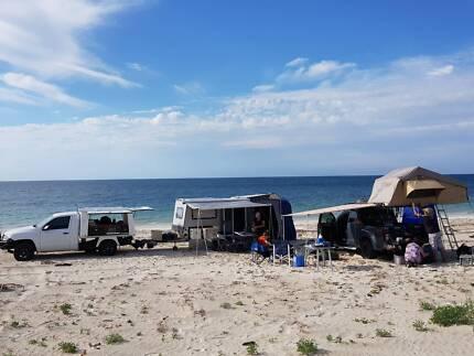 Camper Hybrid Offroad Small Caravan Nambour Maroochydore Area Preview