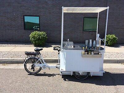 Cold Brew E-Bike (ALCOHOL BAR,  LEMONADE:  WAS $6,0000 ON SALE $4,499