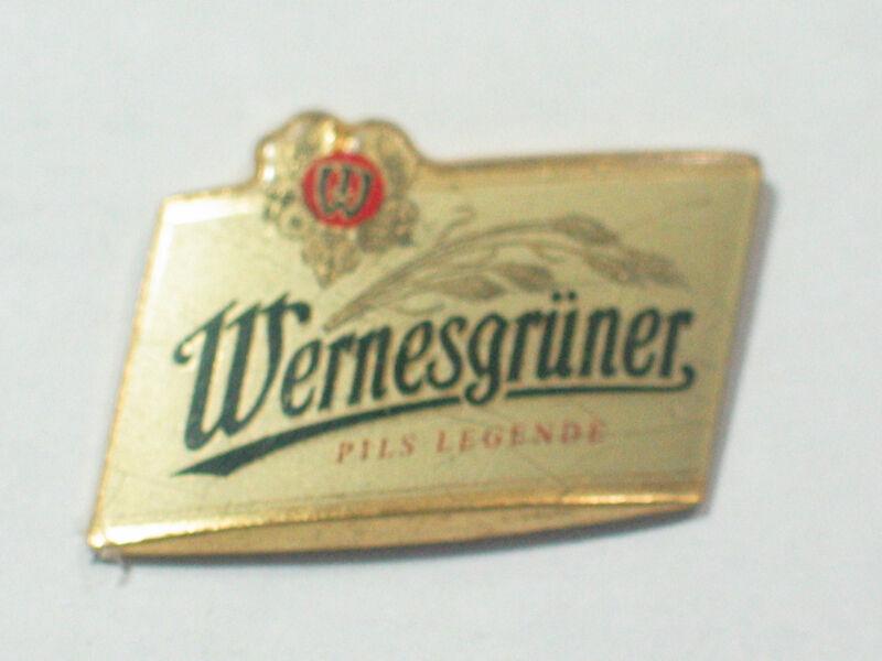 Wernesgruner Pils German Beer Pin