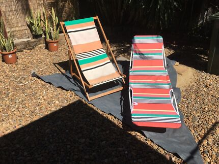 Outdoor furniture and shade sail