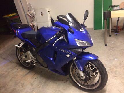 2004 CBR600RR