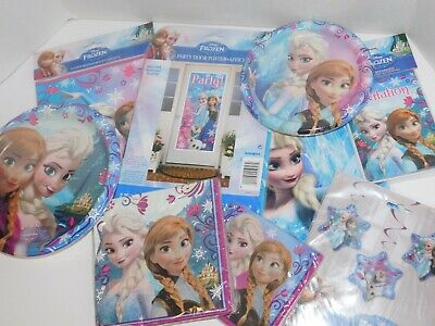 Disney Frozen Birthday Party Napkins Decorations Invitations Birthday Invitations Decorations