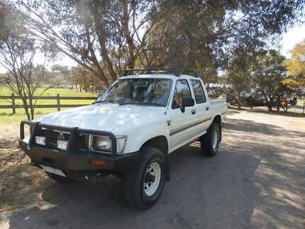 1995 Toyota Hilux Ute Clifton Springs Outer Geelong Preview