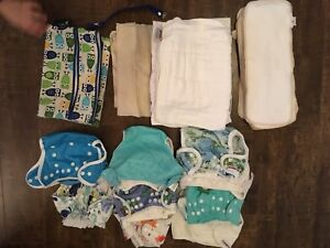 Reuseable diapers