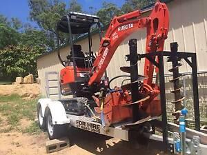Mini Excavator Hire Jimboomba Logan Area Preview