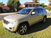 2011 Jeep Grand Cherokee Limited Gold Diesel Auto Bull Creek Melville Area Preview