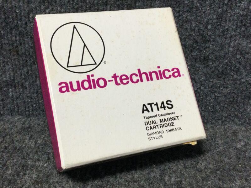 Audio-Technica AT441Sa (AT14S) Cartridge w/ Original ATS14 Shibata Stylus