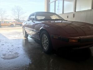 1985 Mazda RX7 FB Turbo II Swap