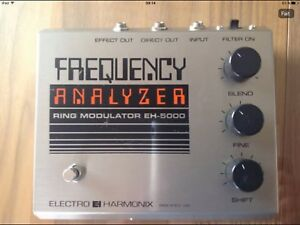 EHX EH-5000 Frequency Analyser