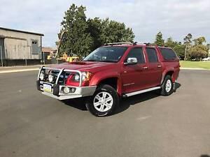 2011 Holden Colorado LT-R 4x4 Ute Harvey Harvey Area Preview