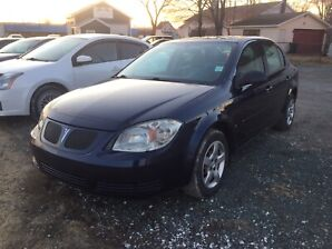 2009 PONTIAC G5 LOW KMS!! FULLY LOADED!
