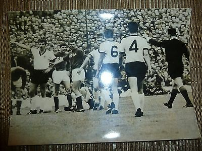 Press Photograph 1966 World Cup Semi Final- WEST GERMANY v RUSSIA