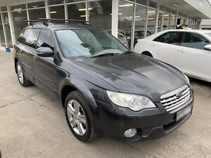 SUBARU OUTBACK WAGON 2008 MODEL Mittagong Bowral Area Preview