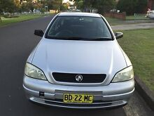 Holden Astra 2000 Auto / Reliable Car with Logbook Regents Park Auburn Area Preview