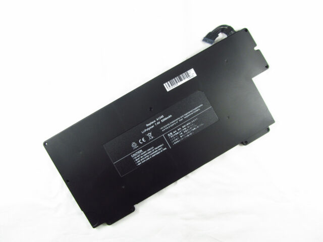 "New Battery For Apple MacBook Air 13"" A1245 A1237 661-4587 MB543LL/A MC234LL/A"